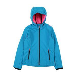 CMP Outdoorová bunda  nebesky modrá / ružová