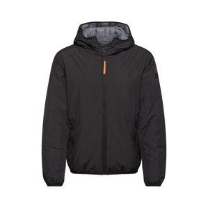 CMP Outdoorová bunda  sivá / čierna