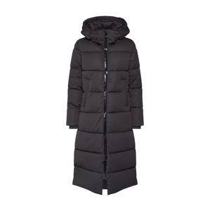 SAVE THE DUCK Zimná bunda 'CAPPOTTO CAPPUCCIO'  čierna