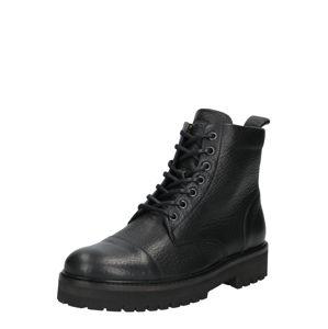 ROYAL REPUBLIQ Stiefel 'Ave Hiker Lace Up Boot'  čierna
