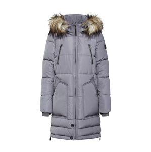 ONLY Zimný kabát 'RHODA'  striebornošedá