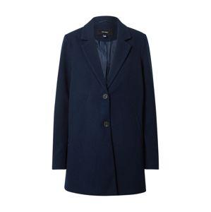VERO MODA Zimný kabát 'Elisa'  námornícka modrá