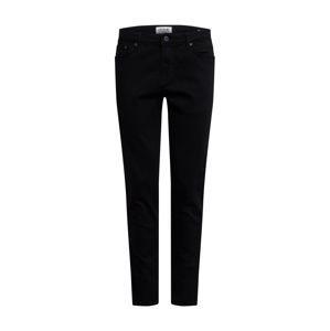 !Solid Jeans 'Ryder Black 295 Str'  čierna