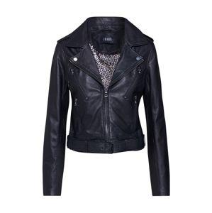 Ibana Prechodná bunda 'Moss'  čierna