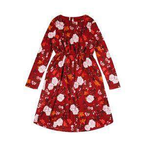 KIDS ONLY Šaty 'PELLA'  karmínovo červená / zmiešané farby