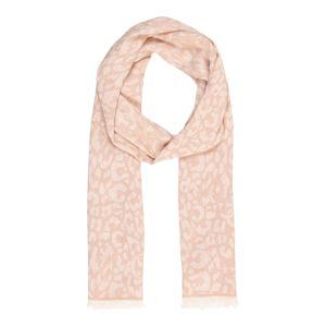 GUESS Látkové rúško  ružové zlato / svetloružová