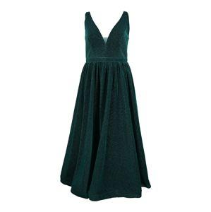 My Mascara Curves Večerné šaty 'SPARKLE'  zelená