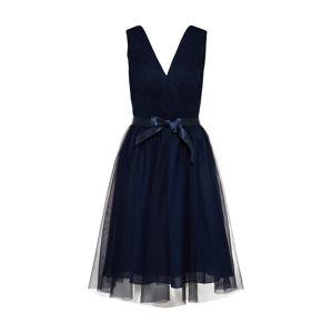 mascara Kokteilové šaty 'MC162156C'  námornícka modrá