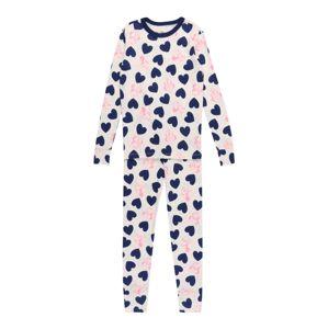 GAP Pyžamo  ružová / biela / modré