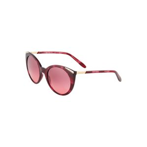 POLO RALPH LAUREN Slnečné okuliare  bordová / hnedá