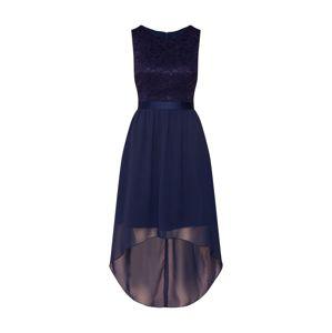 SWING Šaty  námornícka modrá