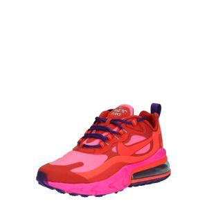 Nike Sportswear Nízke tenisky 'AIR MAX 270 REACT'  ružová / červená