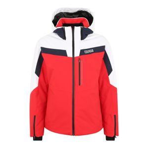 Colmar Outdoorová bunda 'SAPPORO'  červené / biela