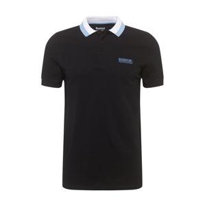 Barbour International Tričko  čierna