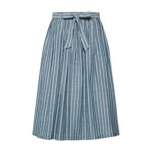 ESPRIT Sukňa 'Spring yd Skirts'  modré / sivá