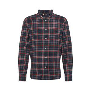 GANT Košeľa  červená / námornícka modrá / zelená