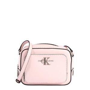 Calvin Klein Jeans Taška cez rameno 'CAMERA BAG'  ružová
