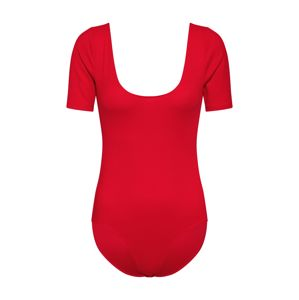 Fashion Union Bodyshirt 'ZESTY'  červené