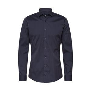 JOOP! Košeľa 'Pal'  námornícka modrá