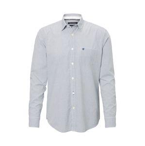 Marc O'Polo Košeľa  modrá / biela