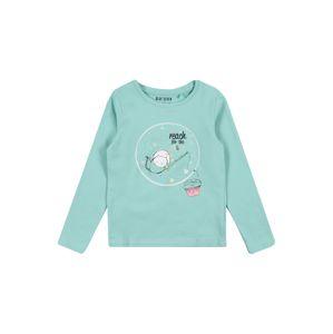 BLUE SEVEN Tričko  tyrkysová / zmiešané farby