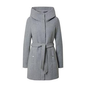 VERO MODA Zimný kabát  svetlosivá