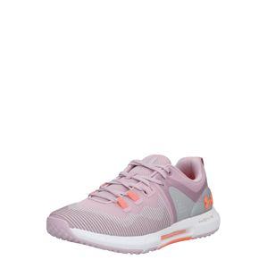 UNDER ARMOUR Športová obuv 'HOVR Rise'  oranžová / ružová / biela