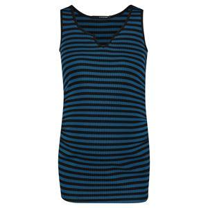 Supermom Top 'Stripe'  modrá / čierna