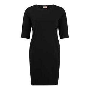 TRIANGLE Šaty  čierna