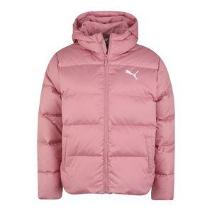 PUMA Prechodná bunda  ružová