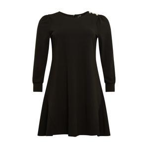 Vero Moda Curve Šaty 'Jasmine'  čierna