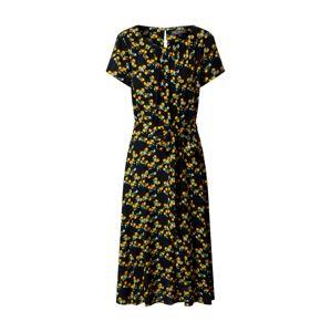 Dorothy Perkins Šaty  oranžová / čierna