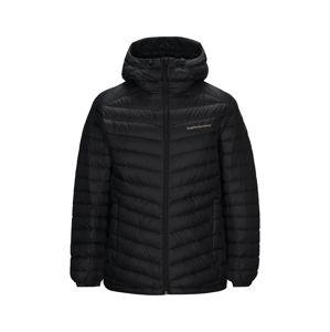 PEAK PERFORMANCE Outdoorová bunda 'FROST DH'  čierna