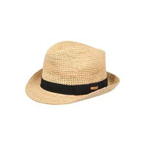 Barts Klobúk 'Sedad Hat'  čierna / béžová