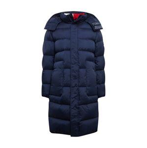 Tommy Jeans Zimný kabát 'TJM LONG PADDED PARKA'  tmavomodrá