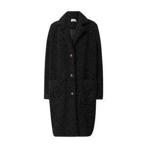 Kaffe Zimný kabát 'Balma Teddy'  čierna