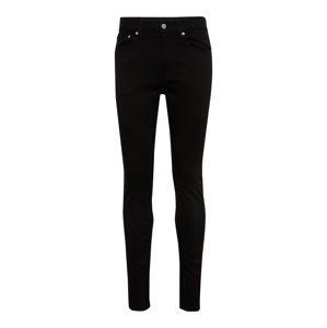 Calvin Klein Jeans Džínsy 'CKJ 016 SKINNY'  čierny denim