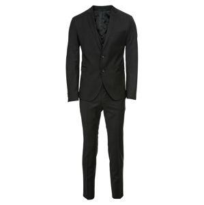 CINQUE Oblek 'CITROPPO'  čierna