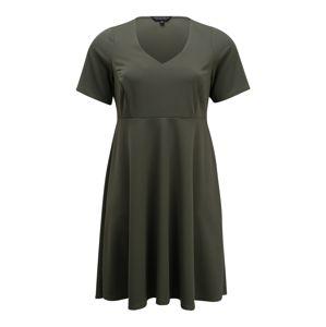 Dorothy Perkins Curve Šaty  zelená