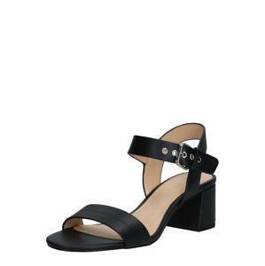 ESPRIT Remienkové sandále 'Adina'  čierna
