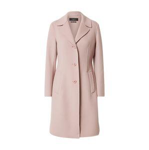Weekend Max Mara Prechodný kabát 'Uggioso'  rosé