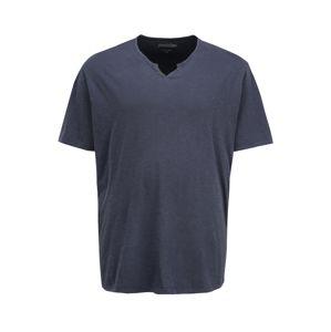 JACK & JONES Tričko  modrosivá