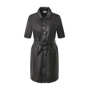 Noisy may Košeľové šaty 'Elisa Penny'  čierna