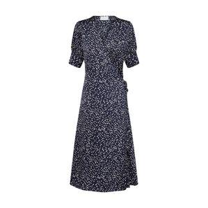 Neo Noir Letné šaty 'Mari Big Dot Dress'  námornícka modrá / šedobiela