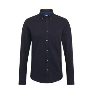 Calvin Klein Jeans Košeľa 'OXFORD'  čierna