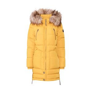 ONLY Zimný kabát 'RHODA'  žltá
