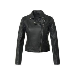 Hailys Prechodná bunda 'Soreila'  čierna