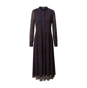MINE TO FIVE Šaty  svetlohnedá / čierna