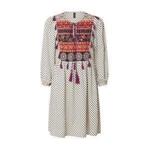 Y.A.S Šaty  biela / zmiešané farby