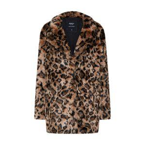 ONLY Prechodný kabát 'TANA'  béžová / hnedé